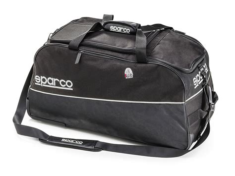 Sparco Gear by Sparco Planet Gear Bag Sparco Large Luggage Bags