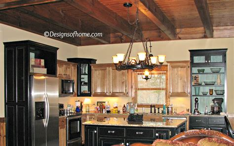 log cabin kitchen black cabinets kitchen charming images of various rustic cabin kitchens