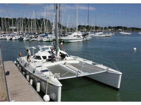 catamaran for sale second hand outremer 50 light for sale in var power catamarans used