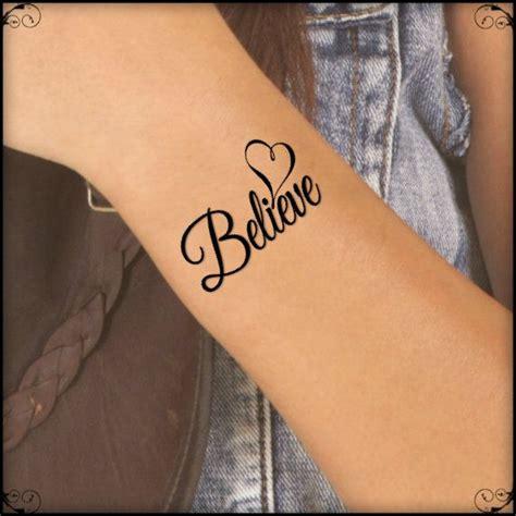 25 best ideas about believe tattoos on pinterest faith