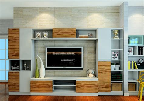 tv cabinet in living room living room tv cabinet combination practical style