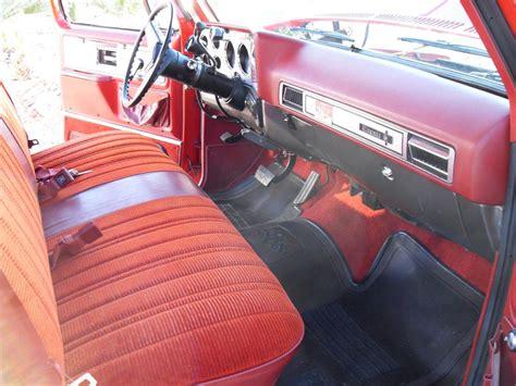 1978 Chevy Truck Interior by 1978 Chevrolet C 10 Custom 66371