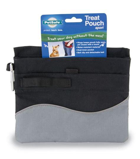treat pouch pet supplies petsafe treat pouch sport black pet food