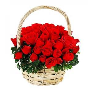 Send Flowers Delivery - send 60 red roses basket to pakistan same day flowers