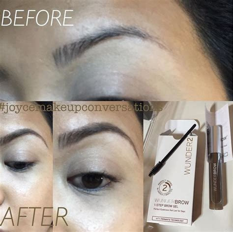 Wunderbrow 1 Step Brow Gel Jet Black Ready Stock 123 best images about wunder2 on shops eyebrows and