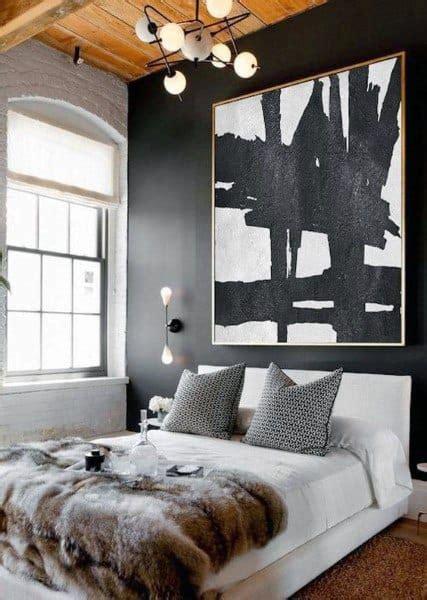 top   black bedroom design ideas dark interior walls