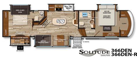 Prowler Rv Floor Plans Solitude