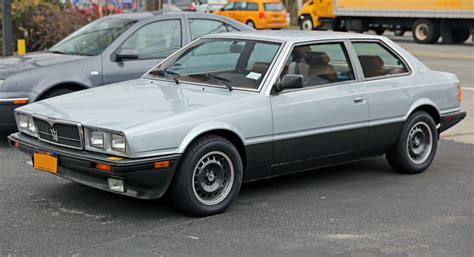 1985 maserati biturbo for sale image gallery 2014 maserati biturbo