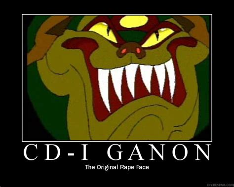 Cd Meme - cd i ganon motivator by gamechibi on deviantart