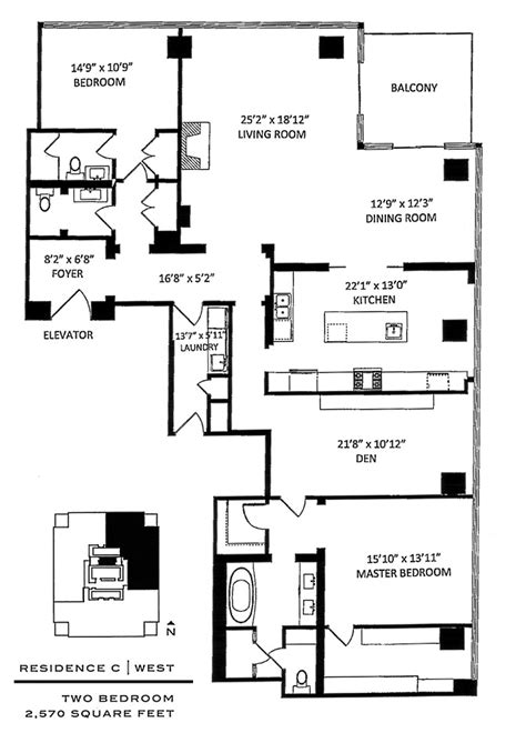 four seasons toronto floor plans four seasons hotel private residences condominiums 50