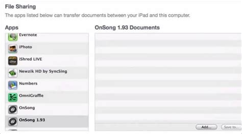 itunes file sharing section everything you should know about itunes file sharing