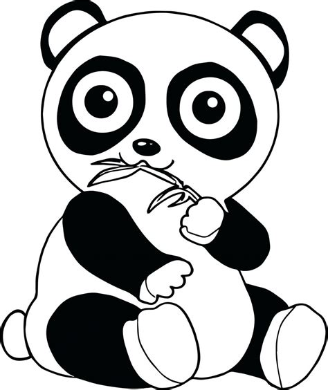 baby animals coloring pages games unique baby panda coloring page pictures red colouring