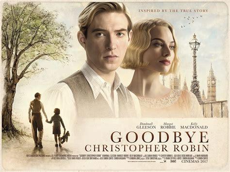 goodbye christopher robin new poster for goodbye christopher robin featuring