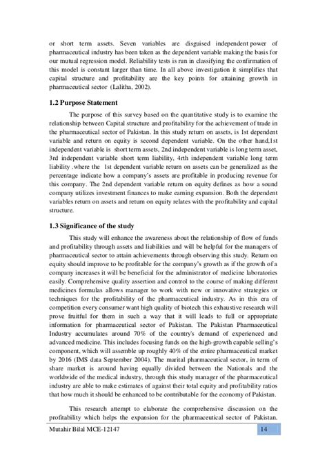 research paper on capital structure literature review on gearing and capital structure