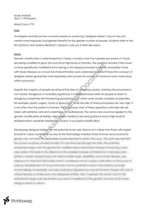 Genetic Modification Essay by Genetic Engineering Ethics Essay 2018 Dodge Reviews