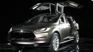 Electric Car Tesla Suv 2015 Tesla Model X Electric Suv To Devour Premium