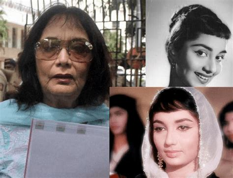 indian film actress sadhna 14 yesteryear bollywood actresses then and now