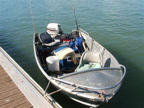 tinny boat the tinny fishing fishwrecked fishing wa