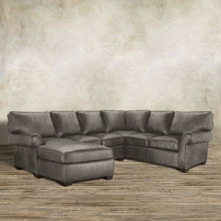Brentwood Leather Sofa 1000 Ideas About Leather Sectionals On Pinterest