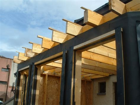Extension Roof Construction Affordable Building Construction Design Ltd 100