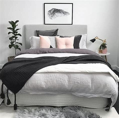 grey bedding ideas 1000 images about blush grey copper on pinterest