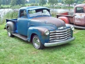 54 Chevrolet Truck Chevrolet 1947 54 Motoburg