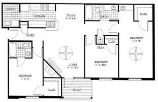 Three Bedroom Floor Plan by Sims 3 5 Bedroom House Plans Arts