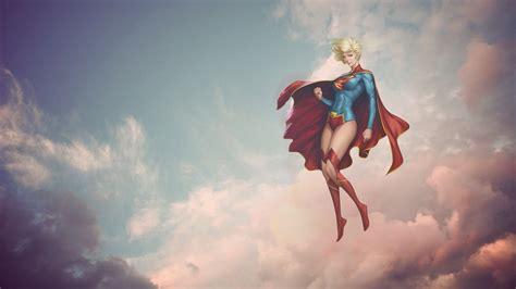 hot girl wallpaper wallpapers backgrounds images art supergirl fantasy art hd superheroes 4k wallpapers