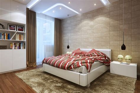 bedroom hanging lights small bedrooms use space in a big way