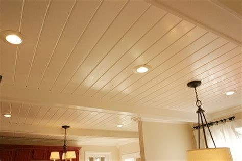 Pine Beadboard Ceiling by White Beadboard Ceiling For The Bathroom Raquel S