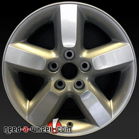 toyota oem wheels 16 quot toyota rav4 wheels oem 2004 2005 silver factory rims 69485