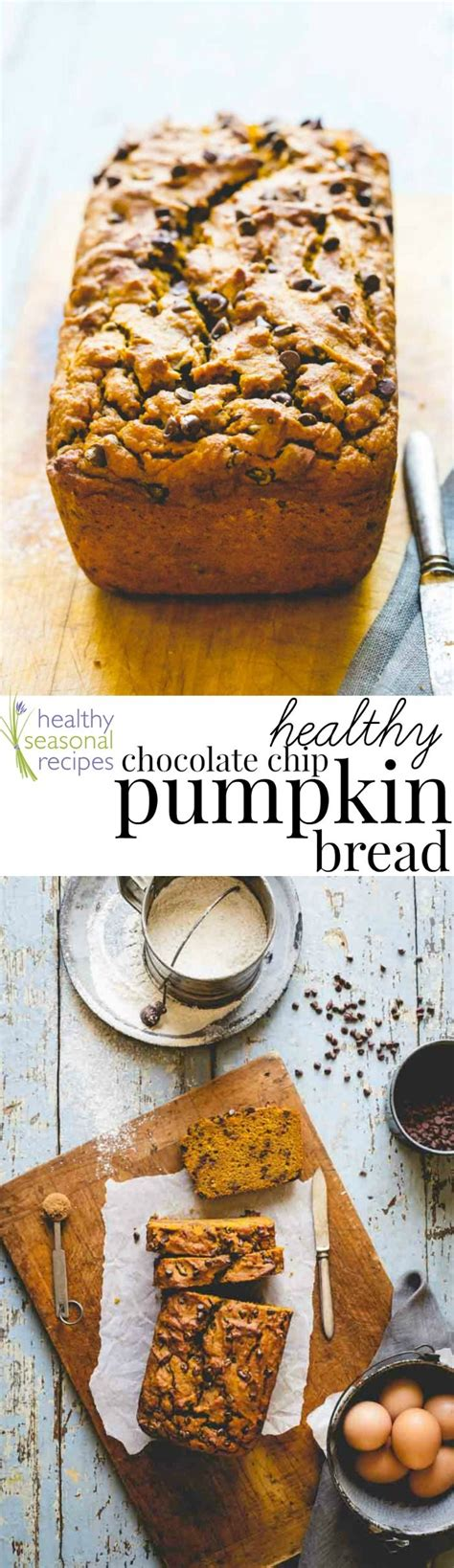 Detox Cocoa Bread Recipe by 17 Best Ideas About Healthy Pumpkin Bread On