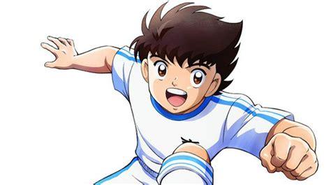 anime bola versi baru kapten tsubasa akan tayang april 2018
