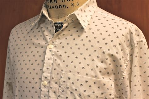 hipster pattern shirt triangle button up vintage shirt size s hipster on storenvy