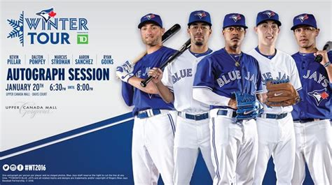 get to front of the line for blue jays autograph session