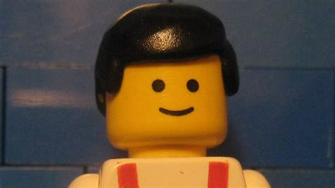 lego heads with hair lego figures not as happy as they were 25 years ago says