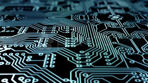 Pcb Img pcb background loopable animation stock 21518090