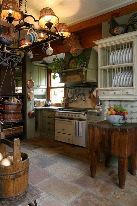 Rustic Country Kitchen Cabinets by Bohemian Kitchen For More Go To Https Www