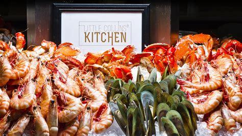 signature seafood buffet sheraton melbourne hotel