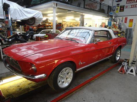 68 mustang convertible ford 68 mustang j code conv joop stolze classic cars