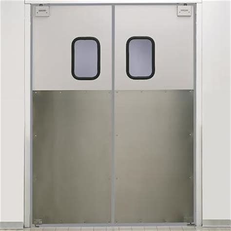 commercial kitchen double swing door eliason scp 1 36sngl dr 36 quot single door opening easy