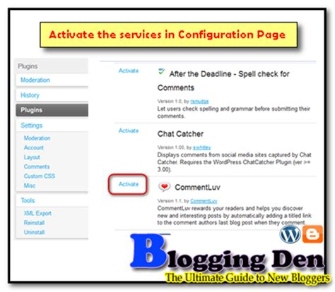 blogger plugin how to add commentluv plugin for blogger blogs