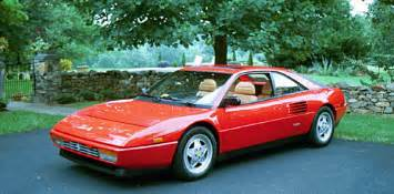 1989 mondial t coupe