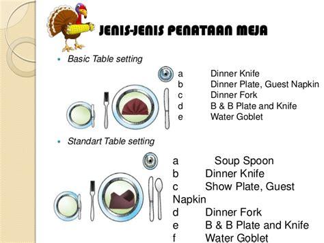 365 Sendok Es Krim table manner