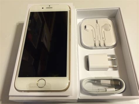 Iphone6 64gb Global Zpa apple iphone 6 64gb gold factory unlocked from cv buat baik electroni b2b marketplace portal