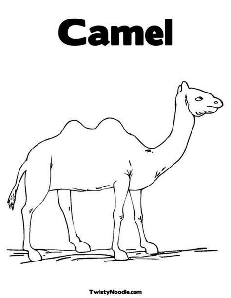 printable camel mask template free coloring pages of fox mask template