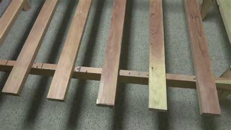 a simple wooden bed frame 20120604bedframe