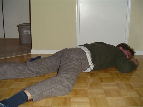 How To Sleep On The Floor by Fttw A Daily Magazine
