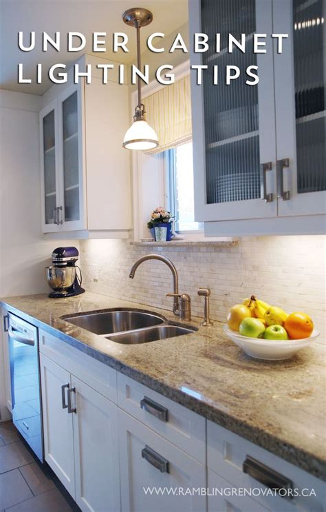 kitchen counter lighting ideas best 25 cabinet lighting ideas on