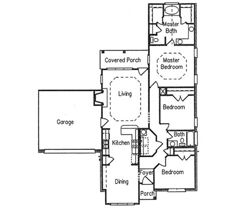 mil house plans mccormick mill ranch home plan 024d 0129 house plans and